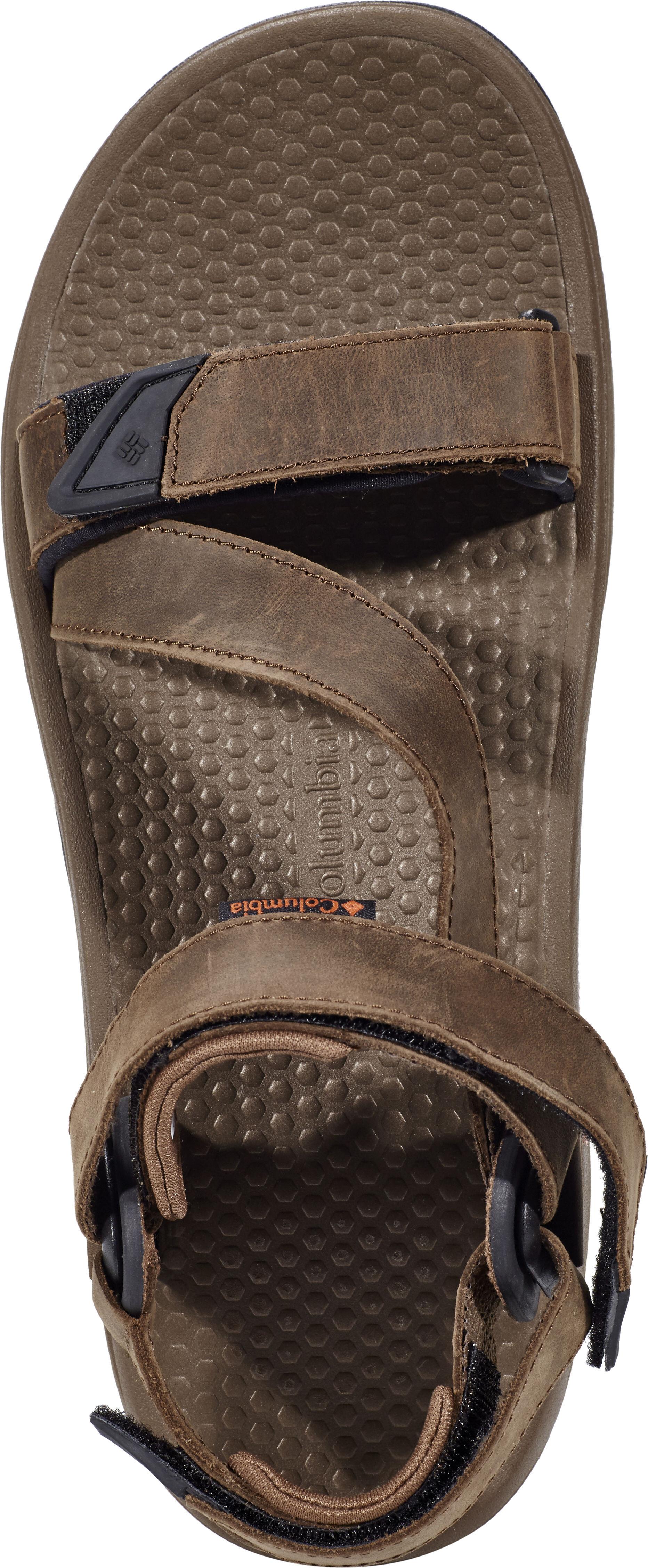 4b9eaf524186 Columbia Big Water Leather - Sandales Homme - marron sur CAMPZ !